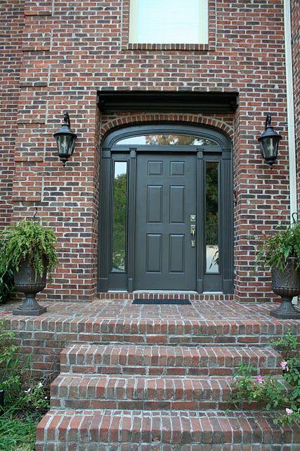 178 Best Fabulous Front Door Colors Images On Pinterest
