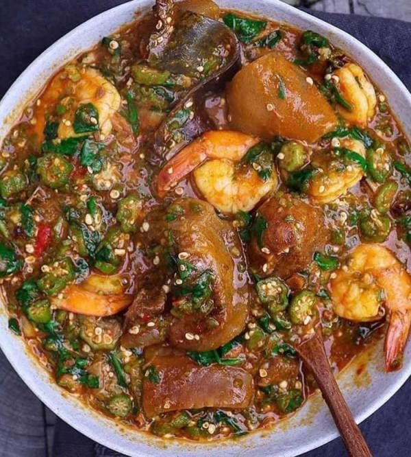 OGBONO SOUP HEALTH BENEFITS - Nigerian Soups Wives Connection ...