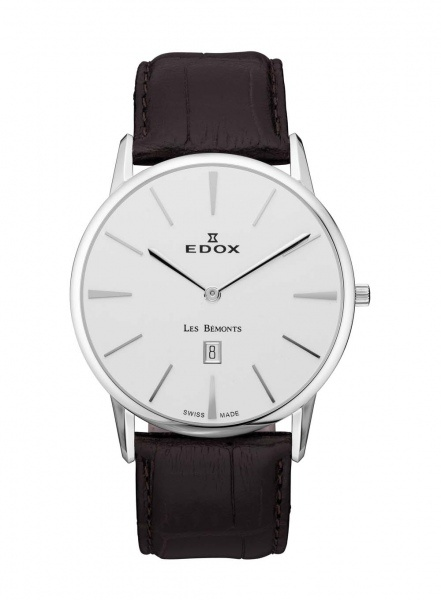 Edox ultrathin 4,5mm watch