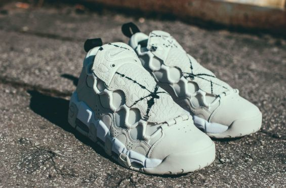 bf5e9942bce2 The Nike Air More Money Phantom Is A Women s Exclusive