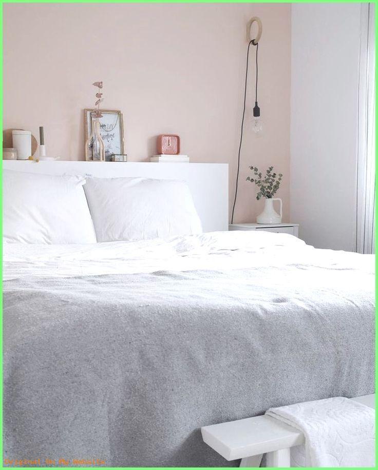 Schlafzimmer Wandfarbe Ideen Verfuhrerische Blush Tone Wie Die