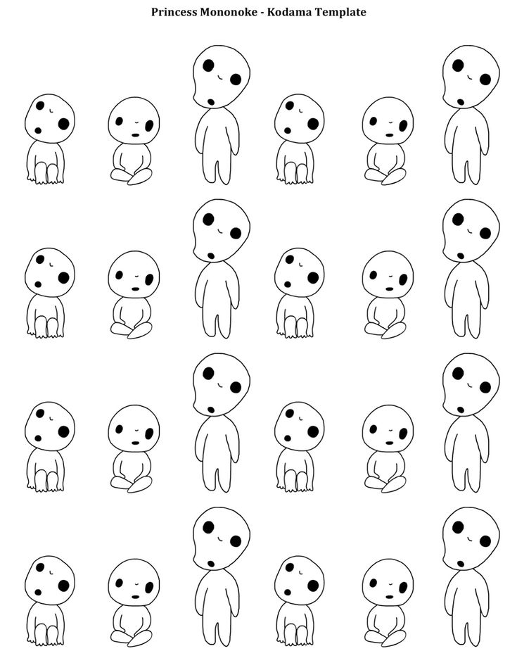 25 Best Ideas About Kodama Tattoo On Pinterest Ghibli