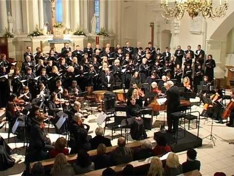 "J.S.Bach. H-moll Messe (BWV 232).""Dona nobis pacem"" - YouTube"