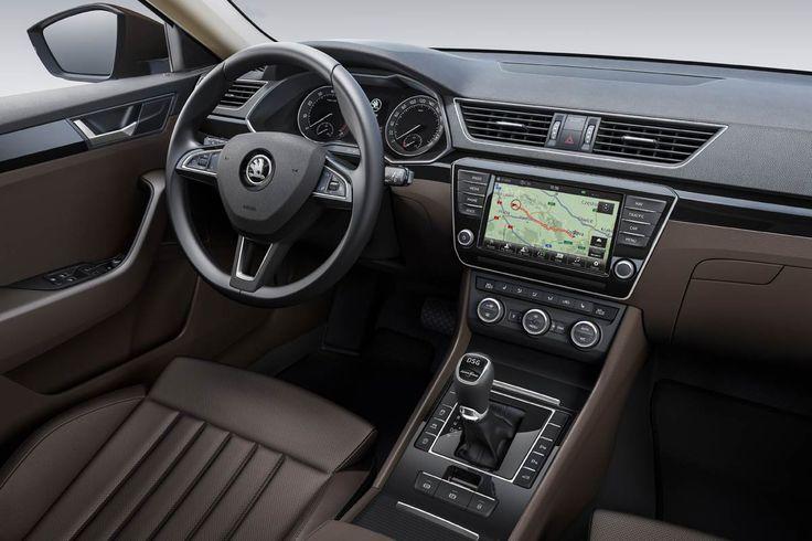 autosprache.de | Upgrade im neuen ŠKODA Superb