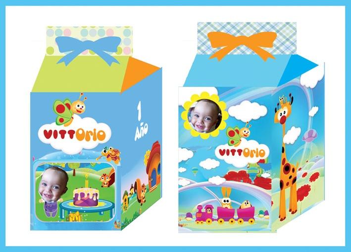 Milk Box Baby Tv