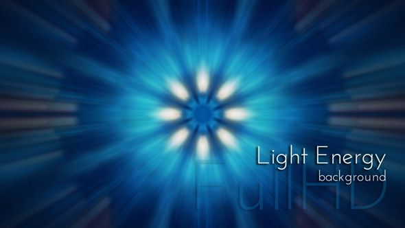 Light Energy Motion Background by @cinema4design daily video project, video art backdrop
