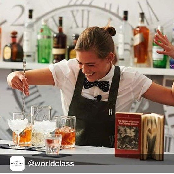 Thank you all for the crossed fingers! Unfortunately I didn't make it to the top 6. I was the only lady bartender to make it to the top 8 of the world but I fucked up the speed challenge yesterday and didn't recover from it.  The journey has ended for me, this will be my last competition, and from now on I will be focussing on teaching consumers and other bartenders the tricks of the trade. Guys, thank you for all your support, loves and likes! It's highly appreciated! #worldclass2015 #fini
