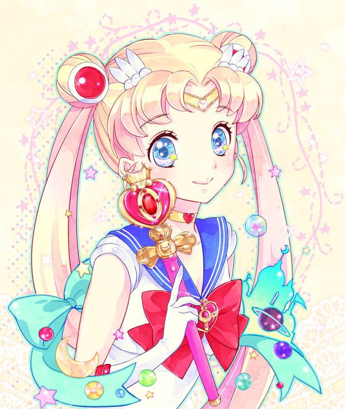 sailor moon, usagi tsukino (Serena)