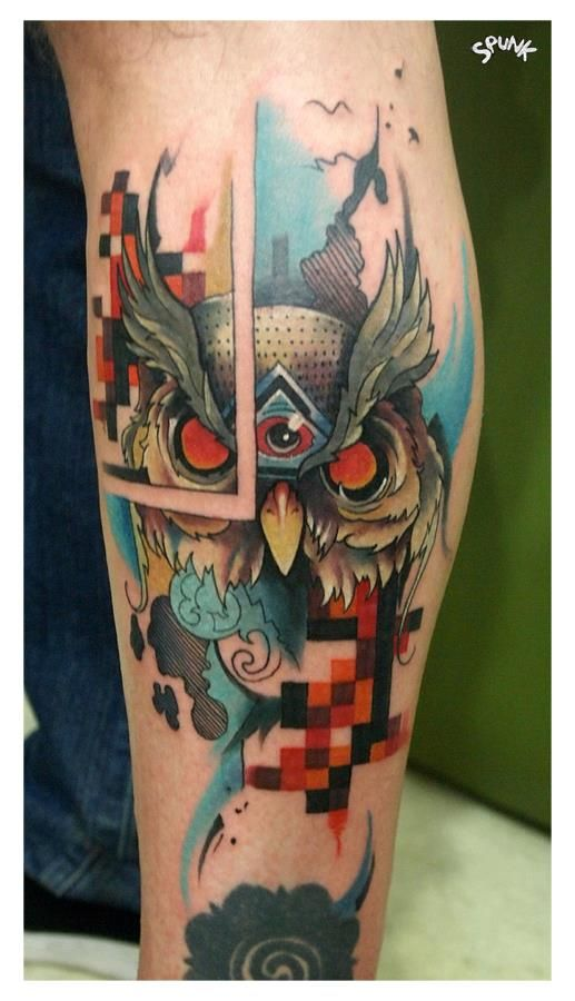 Design: Live2 @ Tattooligans  -  Ink: Alex Petcu @ Spunk, Romania