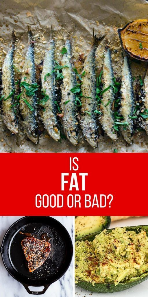 So much confusion around fats these days! Fat gets a bad rap but healthy fats are an important part of your diet!!