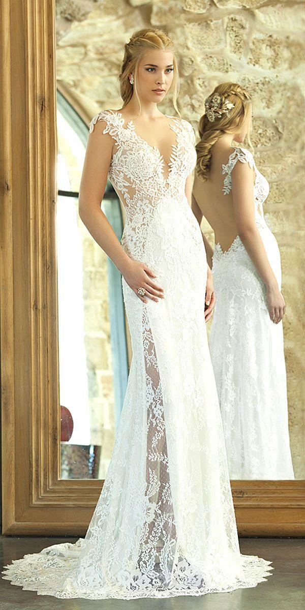0f62a65b5d16 27 Stunning Trend Tattoo Effect Wedding Dresses. 320 Best Weddings Images  On Flower Arrangements Fl