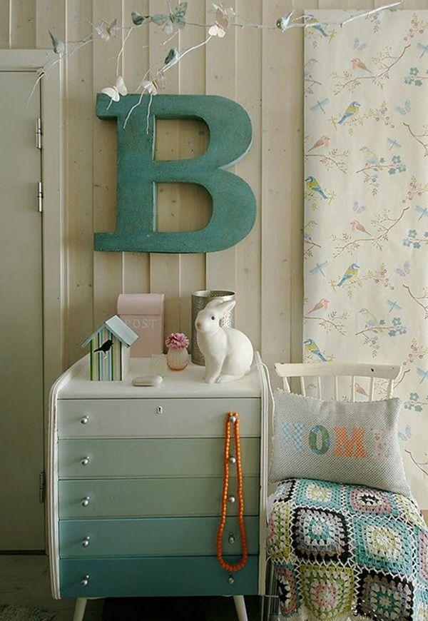 Dip painted furniture