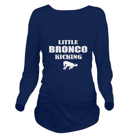 Maternity, t-shirts, cute maternity tees, maternity football tees, Denver Bronco gifts, funny maternity gifts, Denver Broncos merchandise, mom to be gifts