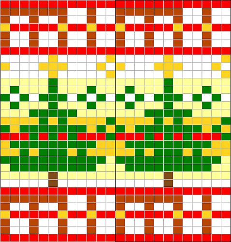 Knitting Charts Christmas : Images about xmas charts on pinterest perler bead