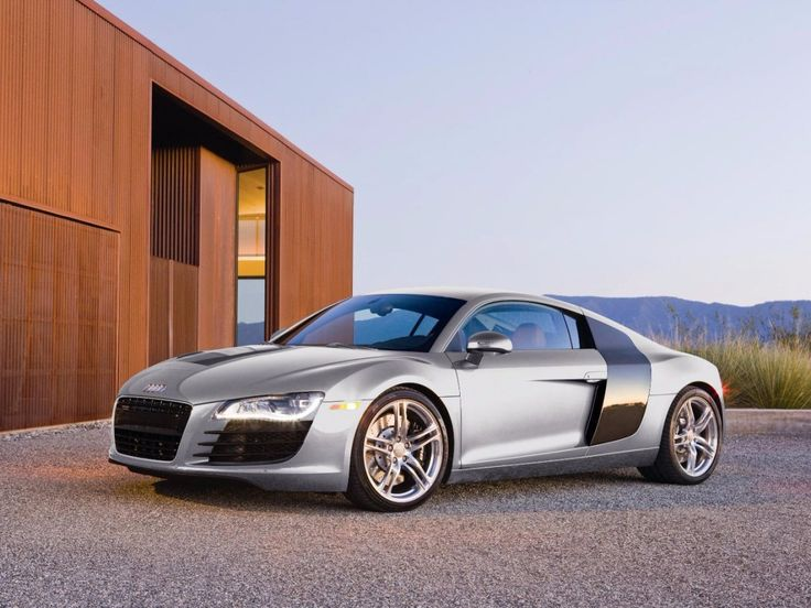 The result was the R8 — Audi's first legitimate supercar. It arrived in 2007 with a 4.2-liter, 420-horsepower V8 and a 185-mph top speed.