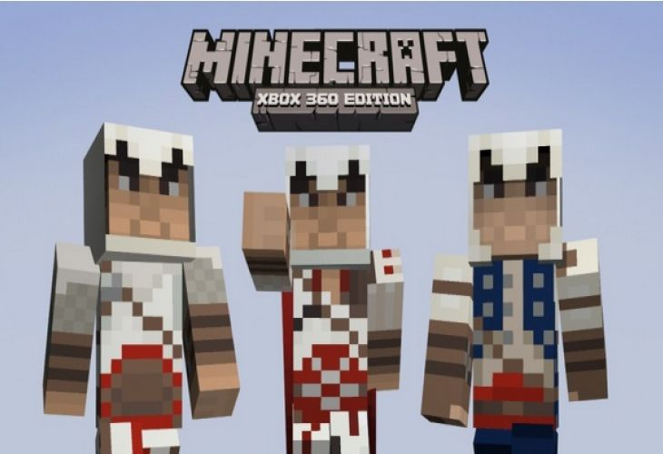 Skin pack 4 is now available for Minecraft on the Xbox 360. Are you a regular player of the game, or do you not understand the craze?