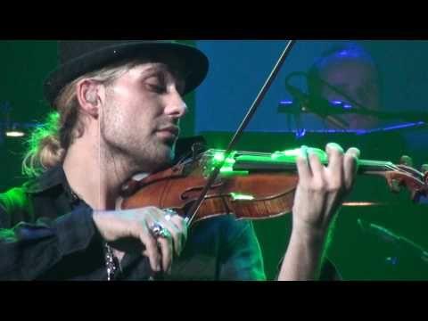 DAVID GARRETT - Nothing else matters - Köln 15.Jan 2010