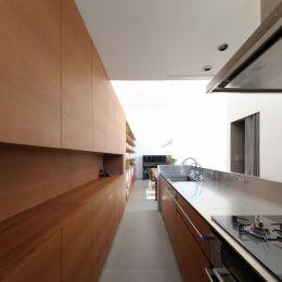 中野島の家の部屋 キッチン2