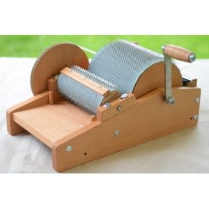 Wingham Drum Carder Stainless Steel Wire
