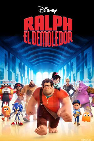 Titulo:  Ralph, el demoledor  Director:  Rich Moore  Año:   2012  Actores:  John C Reilly  Jane Lynch  Maria Antonieta de las Nieves Calificacion: ❤❤❤❤❤❤❤❤❤❤