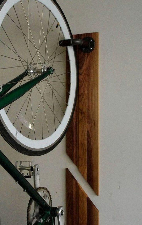 ber ideen zu fahrradhalter auf pinterest fahrrad. Black Bedroom Furniture Sets. Home Design Ideas