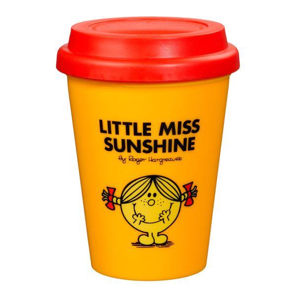 Mr Men & Little Miss travel mug 300ml