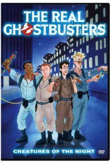 The Real Ghost Busters (TV Series 1986–1991)