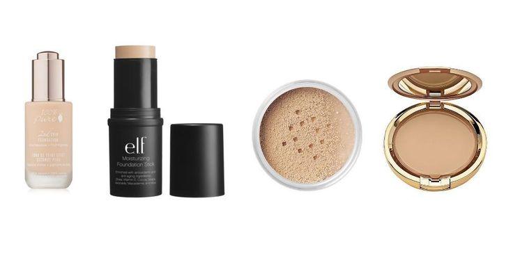 Make up Essentials #makeup #foundation #powder
