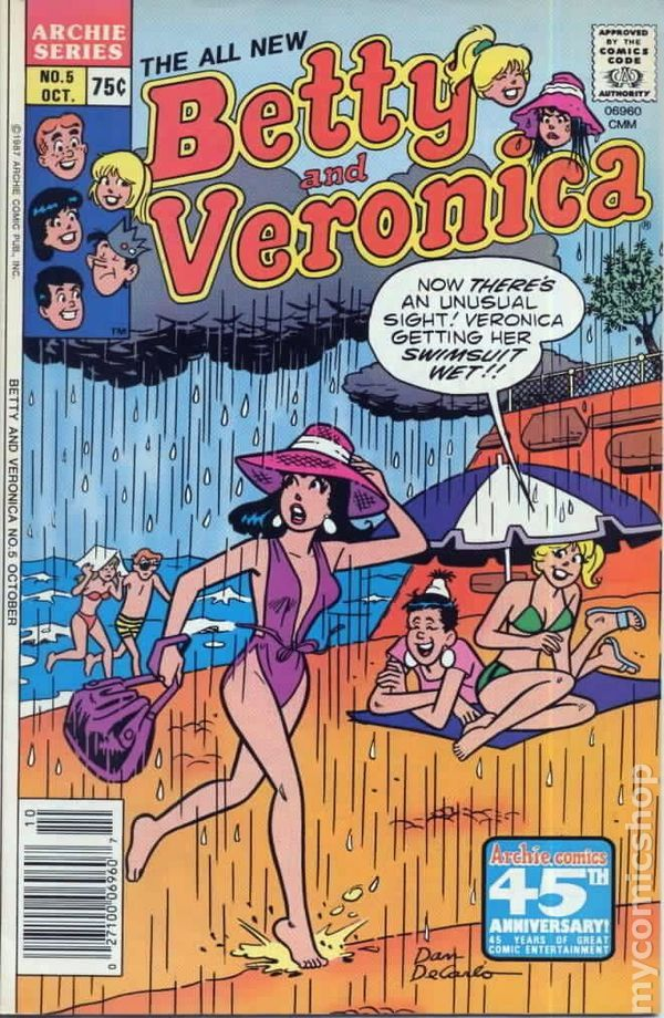 Betty and Veronica #5