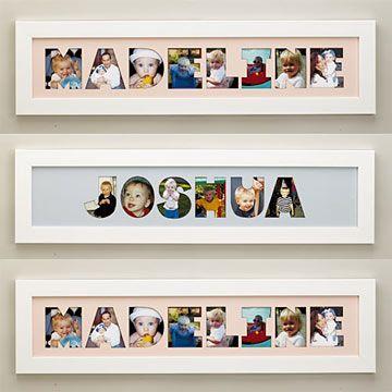 Буквы в интерьере детской комнате - Ярмарка Мастеров - ручная работа, handmade