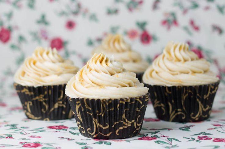 Objetivo: Cupcake Perfecto.:Cupcakes de Vino Dulce