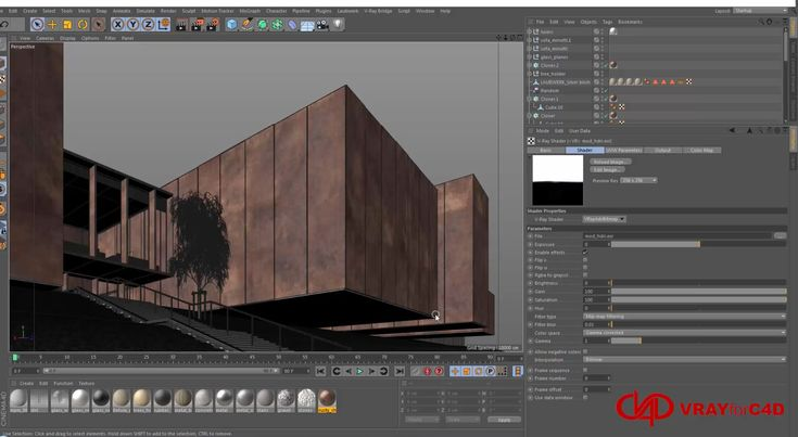 Stefan Laub in this video, show us a nice overview, helping users get started with V-RayforC4D 3.4. V-RayforC4D 3.4 is seamlessly integrated and optimized for both CPU and GPU work, along with its new progressive sampler and new VBAS. LAUBlab KG is getting very close to releasing a demo version of V-rayforC4D 3.4. The demo …