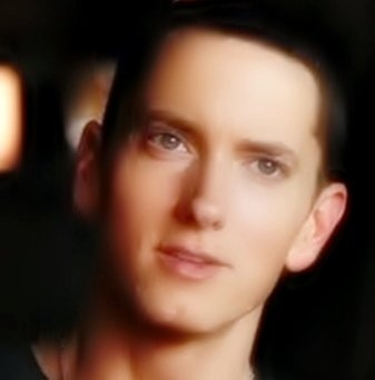 Eminem. Smile <3 [Found this on my computer. No idea where it actually came from.]