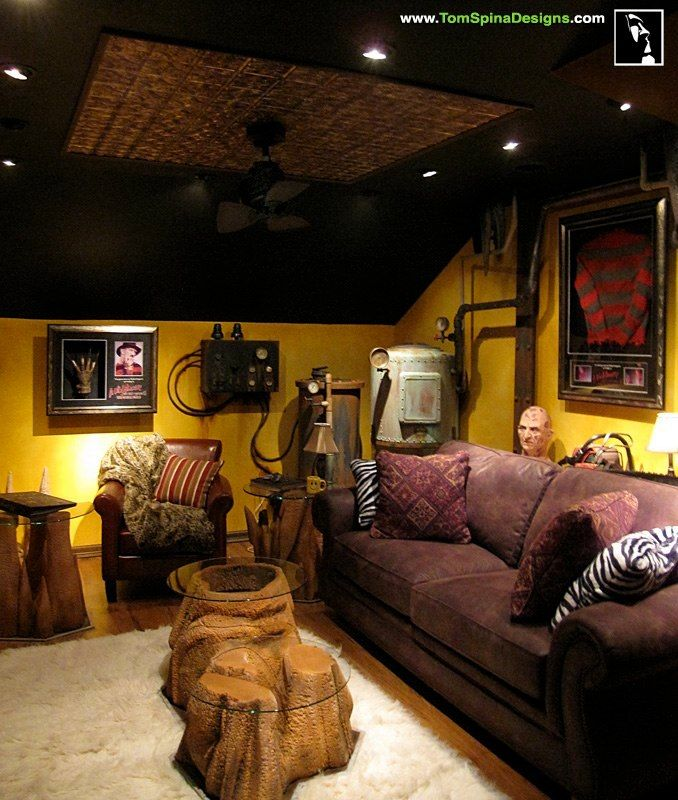 Custom Home Theater Rooms: 131 Best Images About Man Cave Ideas On Pinterest