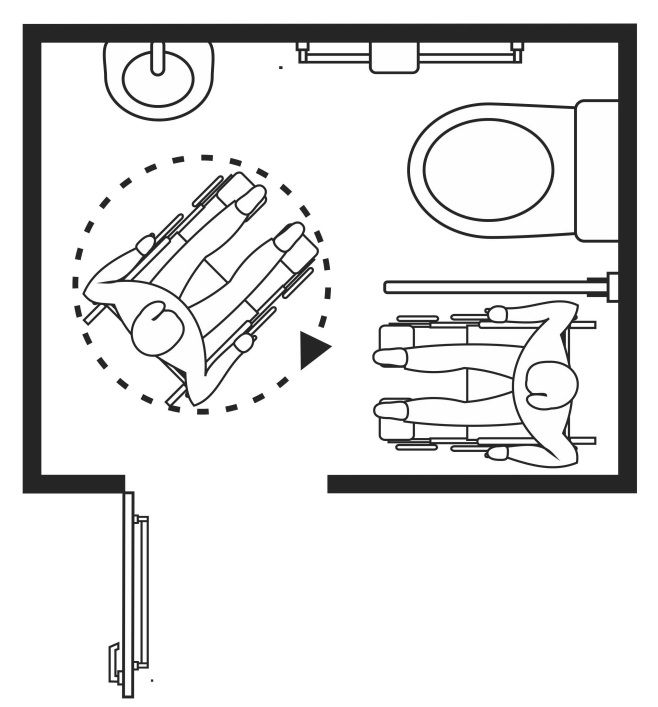 (Dear Readers, this post is about accessible toilet. I am designing a new website to provide more information about wheelchair access desig...