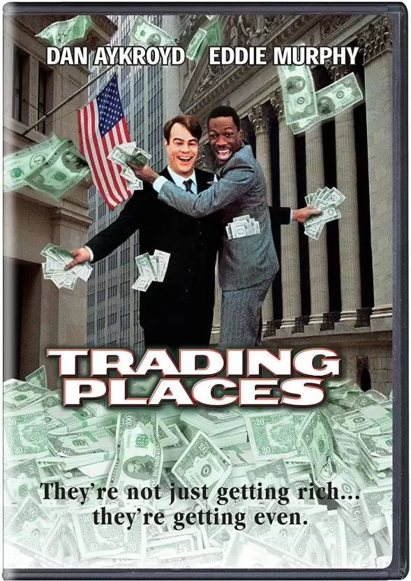 Trading Places Trading Places Eddie Murphy Old School Movies