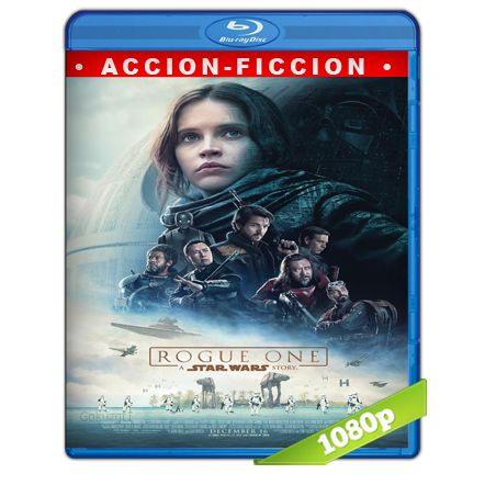Rogue One Una Historia De Star Wars Full HD1080p Audio Trial Latino-Castellano-Ingles 5.1 (2016)