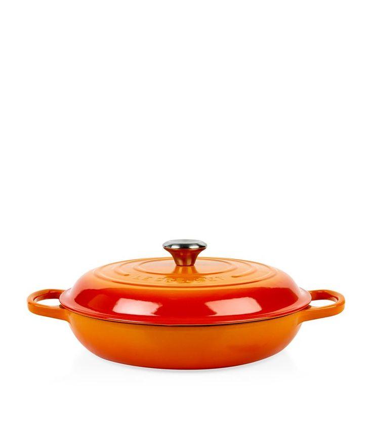 Homewares: Cookware Le Creuset Volcanic 30cm Shallow Casserole Dish