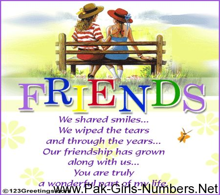 Our Friendship Has Grown Along With Us - Friendship Quote