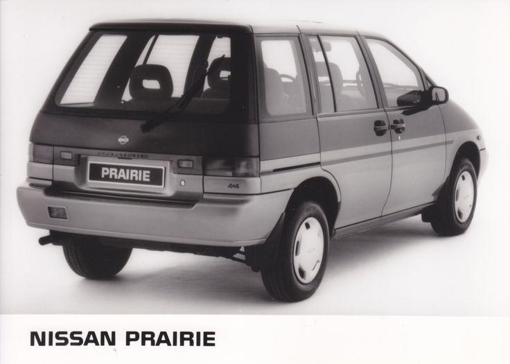 Nissan Prairie (1991)
