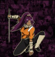 Best 19 animes i love images on pinterest cosplay ideas anime art fave animemanga women 17 shihoin yoruichi colla by galactickitten fandeluxe Image collections