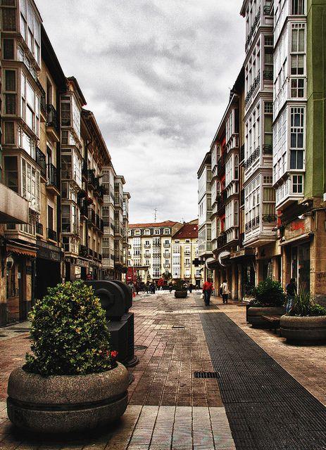 Calle de Vitoria  Gasteiz,  Spain
