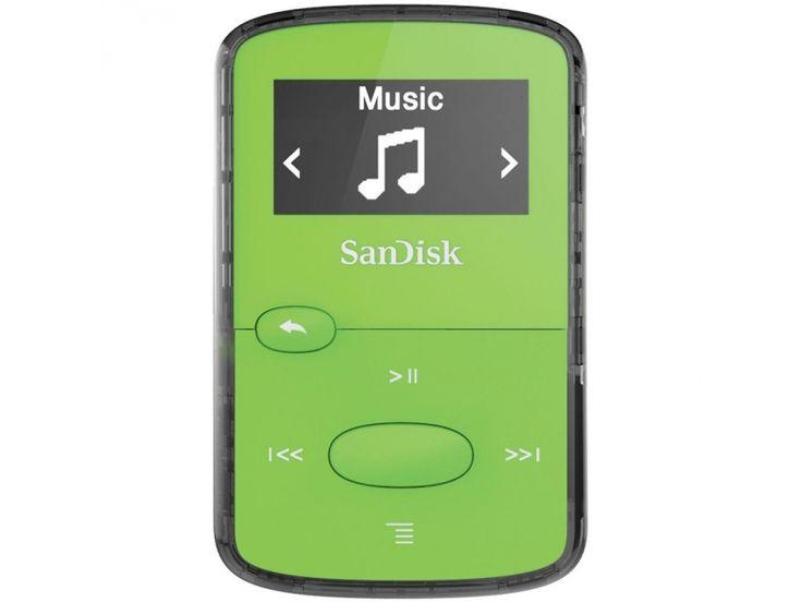 Sandisk Clip Jam 8GB zielony-251396 - Zdjęcie 1