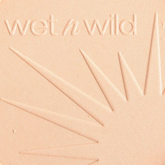 Wet 'n' Wild Reserve Your Cabana- the best, cheap highlighter that isn't a glitterbomb and doesn't look brown.
