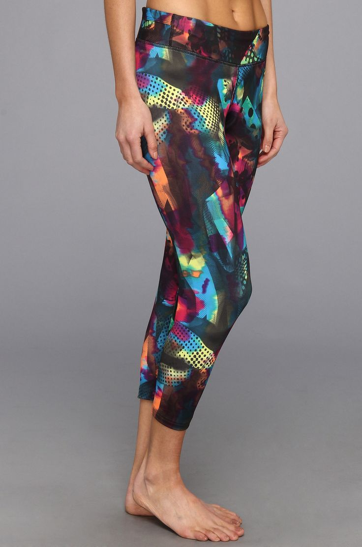 10 pairs of wild printed workout leggings for Winter!