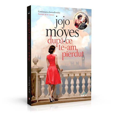 "In curand la Editura Litera-continuarea romanului,, Inainte de te cunosc"" de Jojo Moyes http://literaturapetocuri.ro/dupa-ce-te-pierdut-de-jojo-moyes.html"