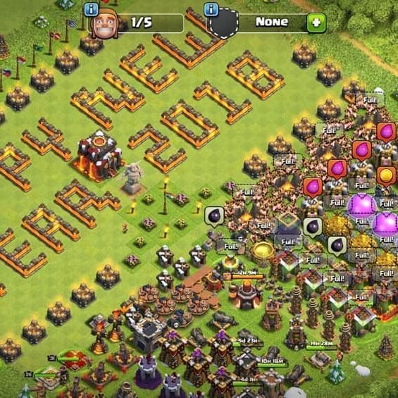 clash of clans hack free games