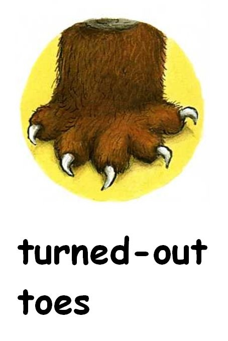 The Gruffalo Flashcards - Flashcards/posters of what the gruffalo looks like.