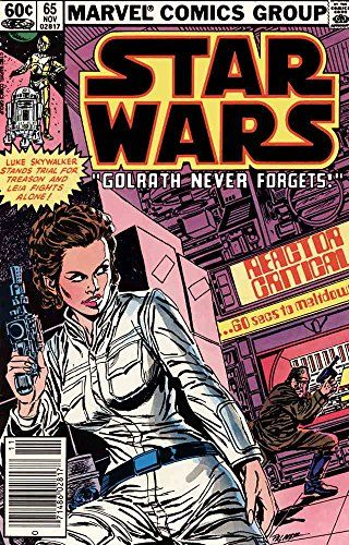 Star Wars #65 VF/NM ; Marvel comic book //Price: $9.99 & FREE Shipping //     #starwarscollection