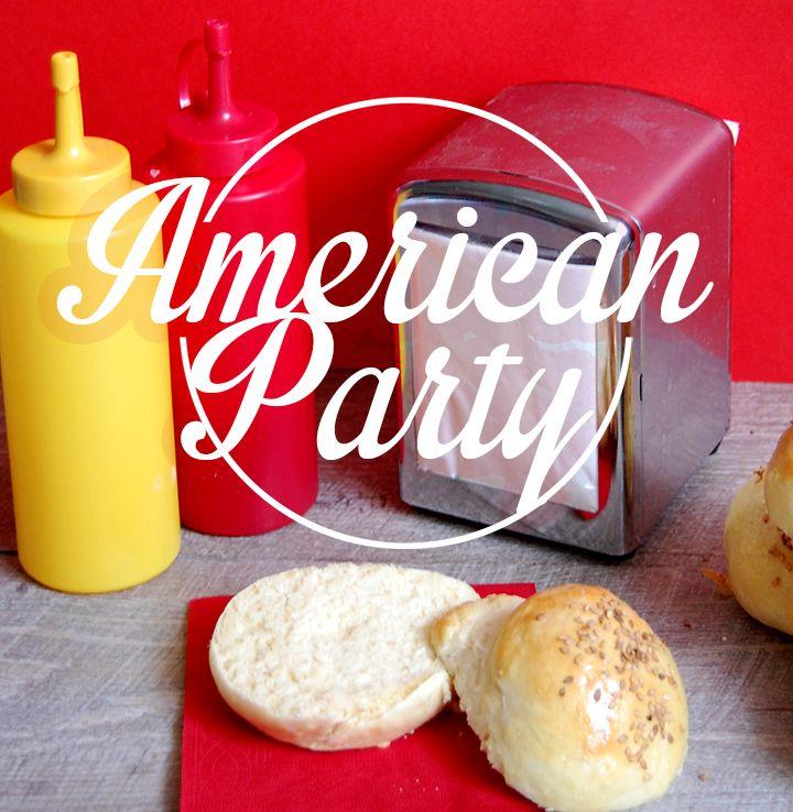 Bonjour Darling - Blog Illustration, Cuisine et DIY Bordeaux: American Party #1 : Burger & Hot Dog 100 % Maison